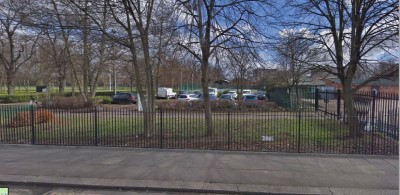 Car Park at Down Lane Park