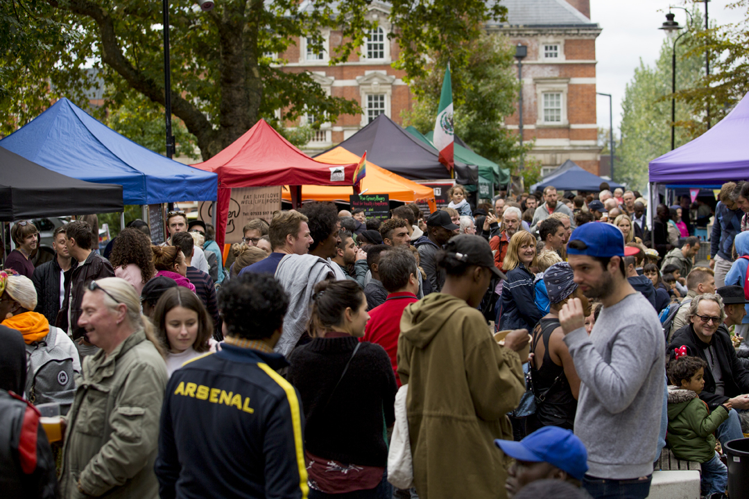 Haringey Food and Drink Festival 2018