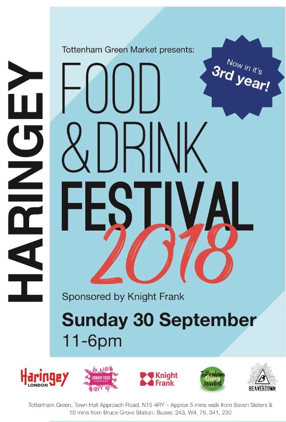 Haringey Food and Drink Festival