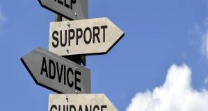 Support and advice Signpost