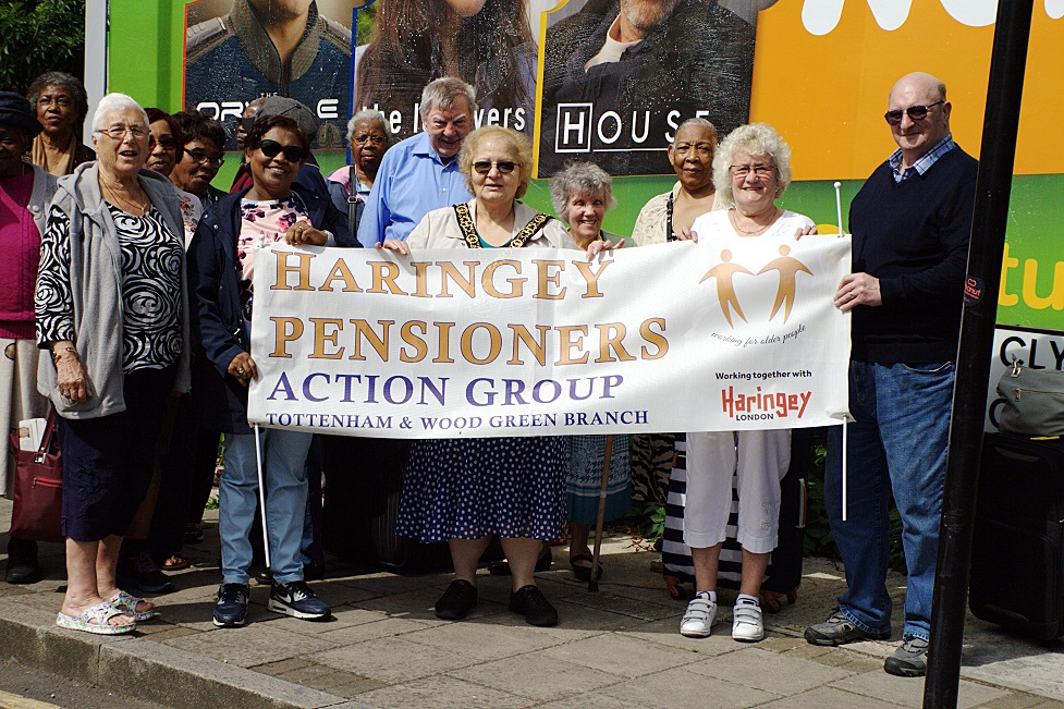 Pensioners Parliament