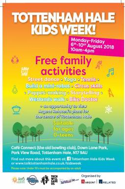 Tottenham Hale Kids Week