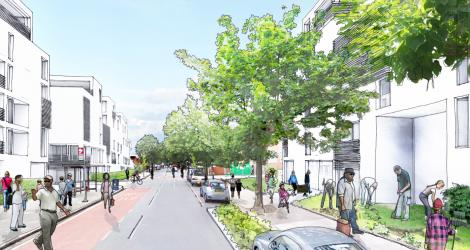 potential street in northumberland park rsz