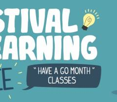 Get involved in the Festival of Learning