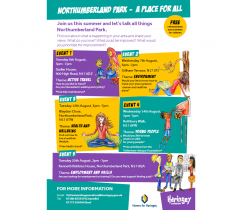 Northumberland Park - a place for all