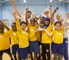 Tottenham Sports Day - Get Active