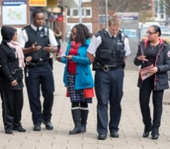 North Tottenham Community Safety Champions