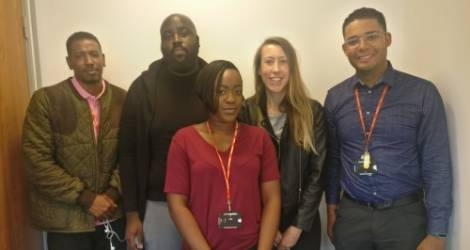 Haringey Community Gold Outreach workers coming to your neighbourhood