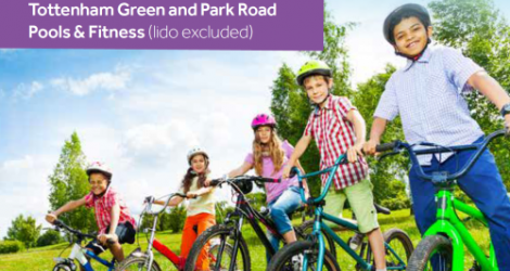 Haringey's guide to summer fun for kids