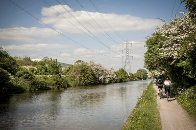 Cycling in the Upper Lee Valley